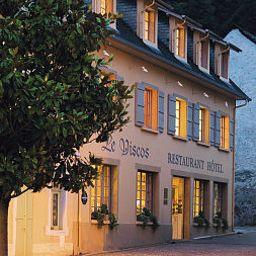 Hôtel - Restaurant Le Viscos Saint-Savin
