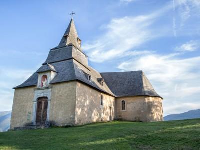 Saint-Savin, Hautes-Pyrénées, chapelle Pietat